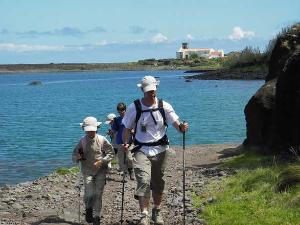 Hiking in the Azores with Aluna Voyages