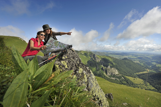 Self guided trip in Auvergne with Aluna voyages